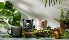 可愛石虎、台灣黑熊躍升主角!星巴克推出台灣限定GMoG系列,環保餐具組、造型馬克杯必收