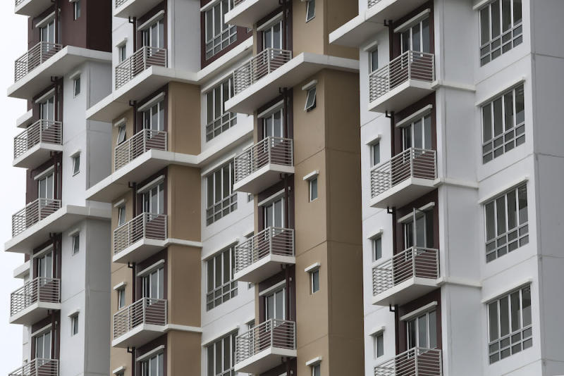 A recent poll has found that 21 per cent of respondents claimed to have experienced discrimination based on their ethnicity when it came to renting space. — Picture by Yusof Mat Isa