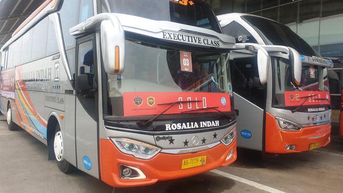 Terminal Bus Tanjung Priok Wajibkan Penumpang Punya SIKM saat Masuk