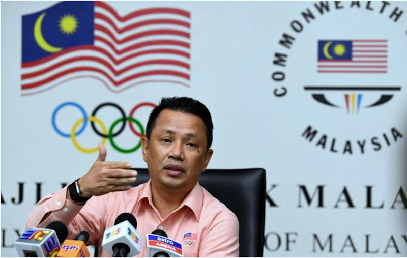 Norza said the earliest for events or fans might return was the last quarter of this year. — Bernama pic