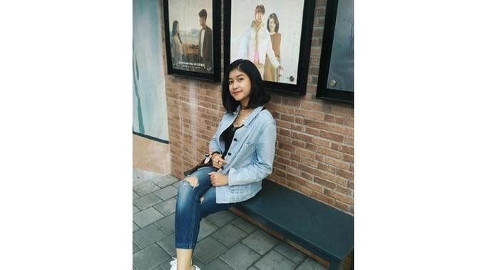 Disebut Mirip Anisa Rahma, Ini 6 Pesona Bella Thalia Adik Bungsu Barbie Kumalasari (sumber: Instagram.com/bthalia)