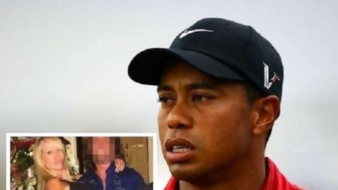Mantan Pegolf nomor satu dunia, Tiger Woods
