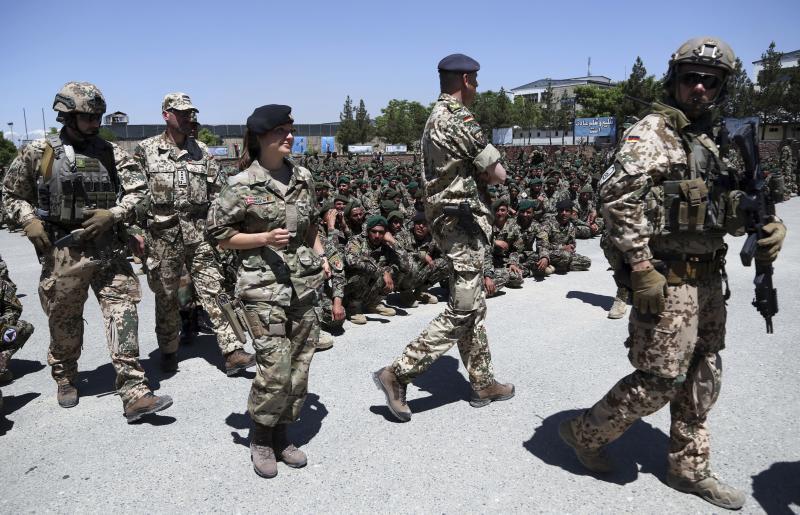 Peringatan Iran soroti keberadaan ribuan tentara Eropa
