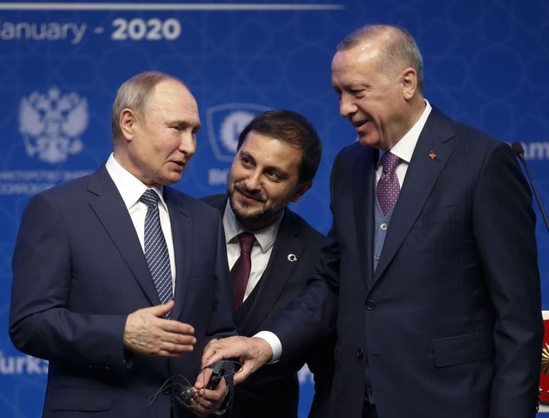 Sekutu-sekutu AS anggap Putin bisa isi kekosongan strategi di Timur Tengah