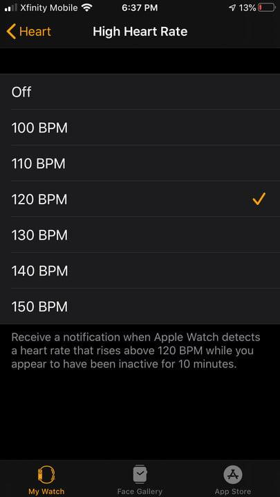 how to use apple watchs fitness features heart33