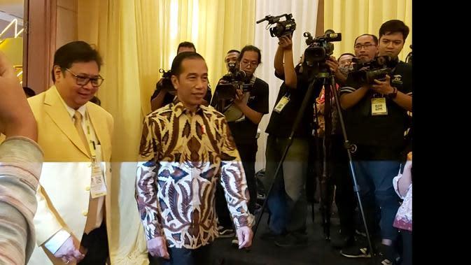 Jokowi Apresiasi Bamsoet yang Mundur dari Caketum Golkar