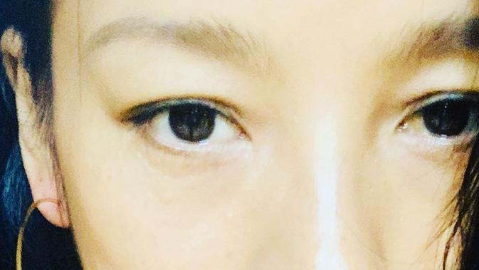 Selfie terakhir Lee Hyori (Instagram/ hyoleehyolee)