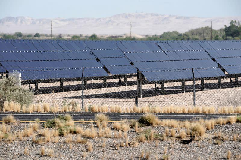 Wildfire smoke slashes solar energy production in California