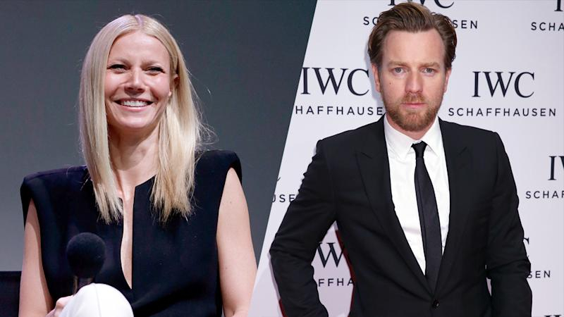 Gwyneth Paltrow and Ewan McGregor Eye Johnny Depp Crime Movie 'Mortdecai' (EXCLUSIVE)