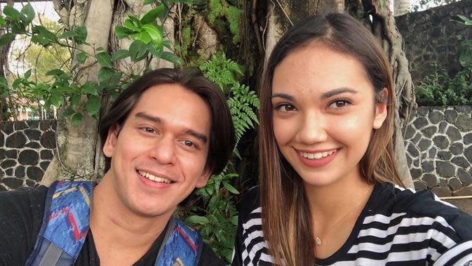Haico dan Rangga Azof (Sumber: Instagram//haico.vdv/