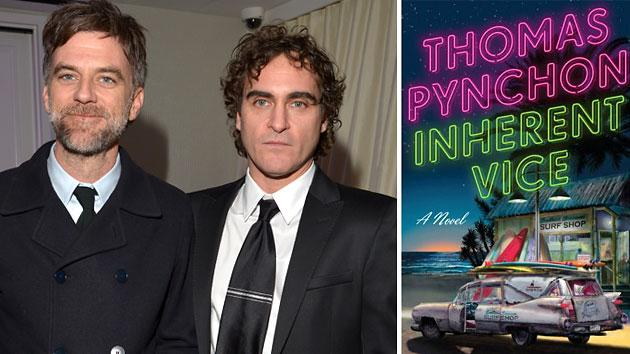 Joaquin Phoenix to join on Paul Thomas Anderson's 'Inherent Vice'