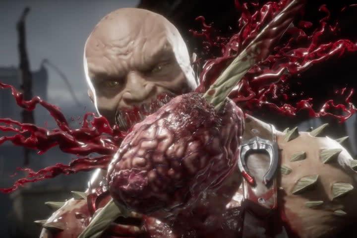 Baraka – Food For Thought | Best Mortal Kombat Fatalities