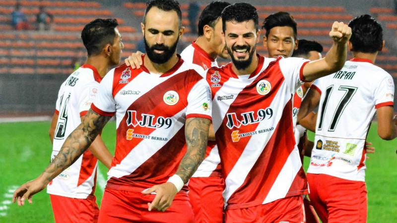 Kuala Lumpur 2 Negeri Sembilan 1: Hawks retain top-tier status by dooming Deer to relegation