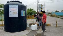 烏日前竹區段徵收工程 地下水開放
