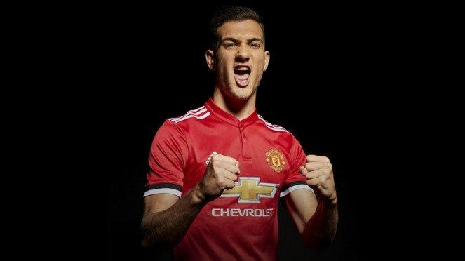 Rekrutan anyar Manchester United, Diogo Dalot