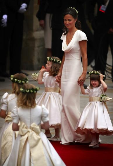 Pippa royal wedding