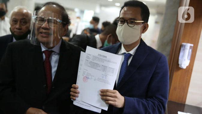 Refly Harun: Permohonan Rizal Ramli Bukan Kurangi Ambang Batas, tapi Menghapus