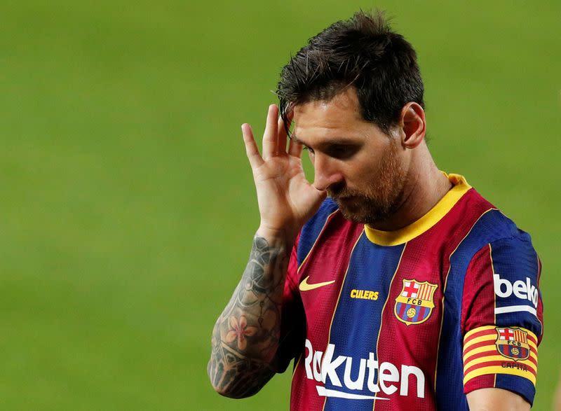 Messi sad but still motivated after Suarez departure