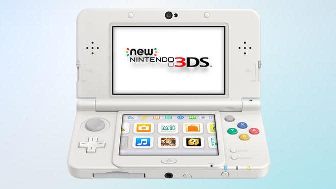 Nintendo Resmi Setop Produksi Konsol Gim 3DS