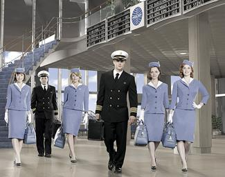 Video: The Cast of 'Pan Am' Tells Us the Truth About Those Vintage Costumes