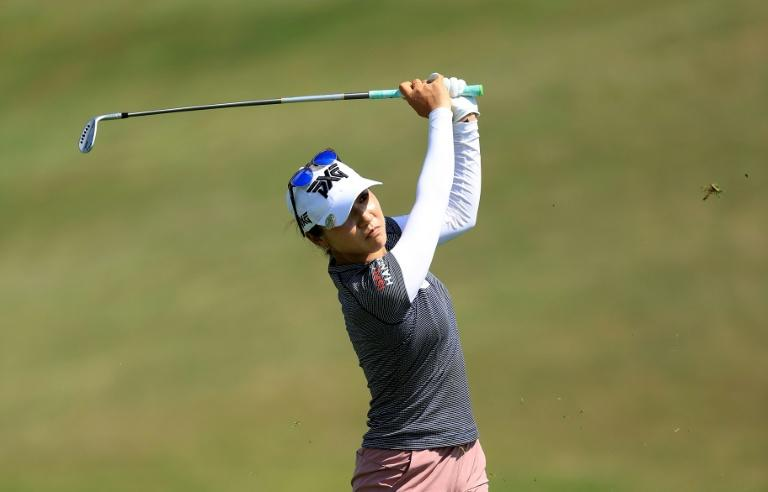 Ko takes lead at LPGA Marathon Classic