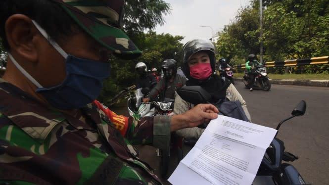 Pemprov DKI Jakarta Tiadakan SIKM, Kini Harus Isi Aplikasi CLM