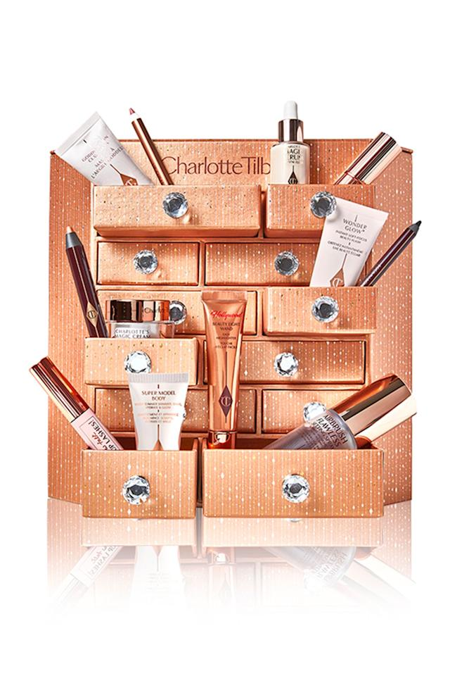 """<p><strong>Charlotte Tilbury</strong></p><p>sephora.com</p><p><strong>$200.00</strong></p><p><a href=""""https://go.redirectingat.com?id=74968X1596630&url=https%3A%2F%2Fwww.sephora.com%2Fproduct%2Fcharlotte-tilbury-bejewelled-chest-beauty-treasures-P461929&sref=https%3A%2F%2Fwww.elle.com%2Fbeauty%2Fg34346227%2Fbest-makeup-beauty-advent-calendars%2F"""" target=""""_blank"""">Shop Now</a></p>"""