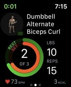 best fitness apps apple watch gymaholic2