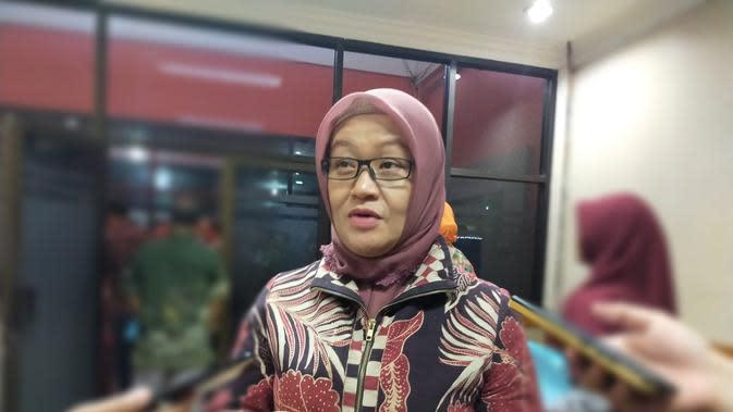Kepala Dinas Kesehatan (Dinkes) Kota Surabaya, Febria Rachmanita. Foto: Dian Kurniawan/Liputan6.com