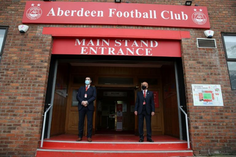 Aberdeen donate player fines for coronavirus breach to health service