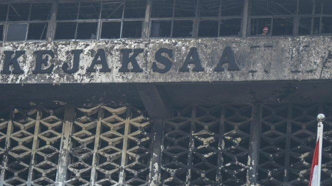 Kebakaran Kejaksaan Agung, 6 Orang dari Internal Diperiksa Polisi
