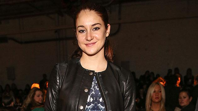With Roles in 'The Fault In Our Stars' and 'Divergent,' Will 2014 Be The Year Of Shailene Woodley?