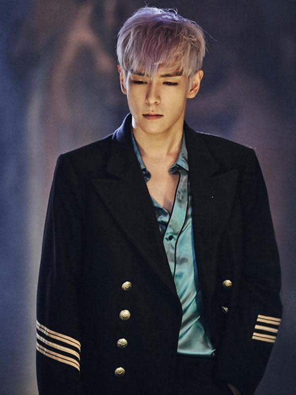 T.O.P BigBang (Instagram/choi_seung_hyun_tttop)