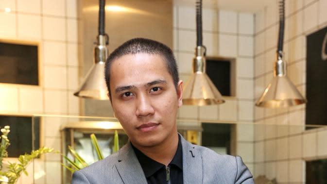 Ressa Herlambang. (Adrian Putra/Bintang.com)