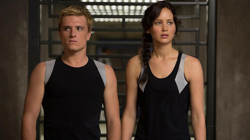 'Catching Fire' Cast Gets Personal in our Co-Star Connections Game Show!