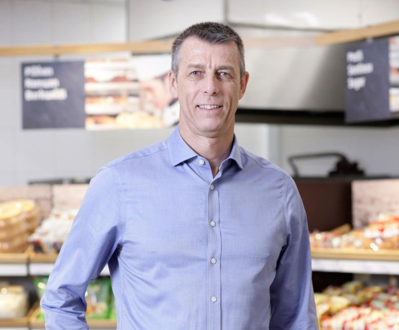 Tesco CEO Paul Ritchie said that both Tesco Teluk Intan and Tesco Mines are 100 per cent manned by Malaysians, further underlining the retailer's commitment in creating employment for Malaysians. — Picture courtesy of Tesco Stores Malaysia Sdn Bhd