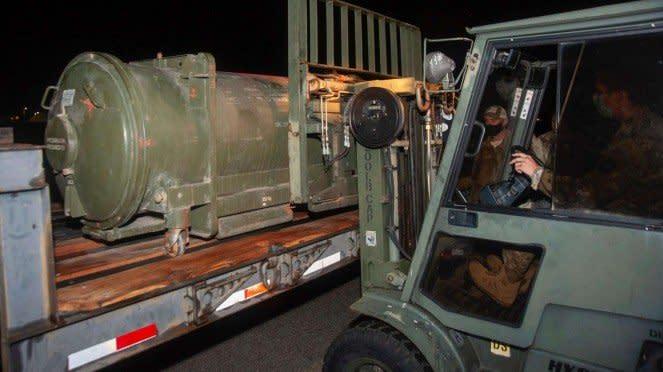 VIVA Militer: Penemuan Peluru Kendali di Bandara Sipil Florida, Amerika