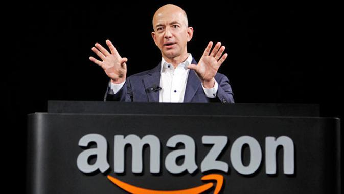 Jeff Bezos, sang CEO Amazon.