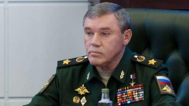 Jenderal Gerasimov Ngamuk AS Tuduh Rusia Biang Kerok Insiden Suriah