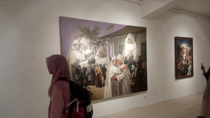 Keberadaan Keris Kyai Nogo Siluman membuat heboh jagad nusantara. Keris yang menjadi pusaka dari leluhur jawa yang dibawa Belanda ke Indonesia benarkah milik Diponegoro ?