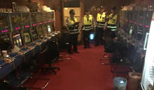包庇賭博電玩涉通風報信 北市2警員收賄準備進苦牢