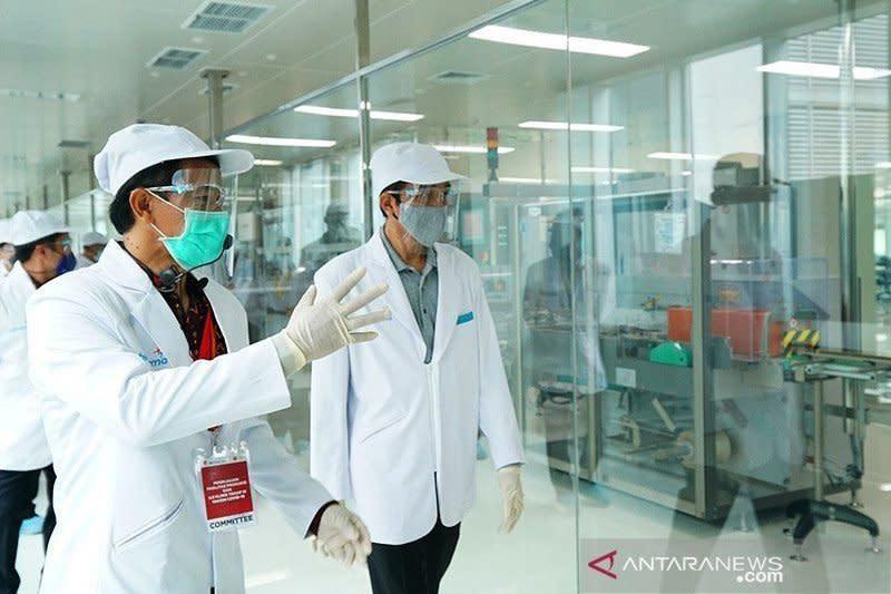 Bio Farma dipercaya produksi vaksin COVID-19  oleh CEPI