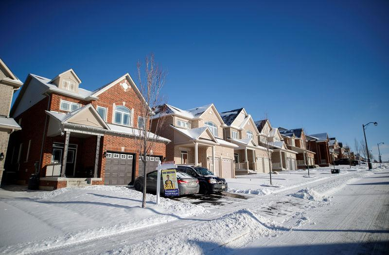 Canada housing market bouncing back, but not to boom times: Reuters poll