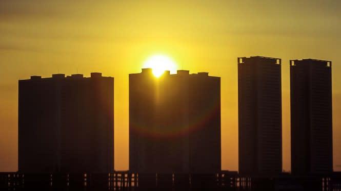 DPR dan Pemerintah Sepakati Pertumbuhan Ekonomi 2021 Dipatok 5 Persen