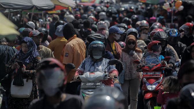 Gugus Tugas Covid-19 Terjun ke Pasar, Edukasi Warga Soal New Normal