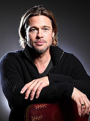 Brad Pitt Turns Furniture Designer