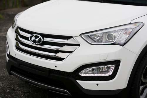 進口級國產車 Hyundai Santa Fe