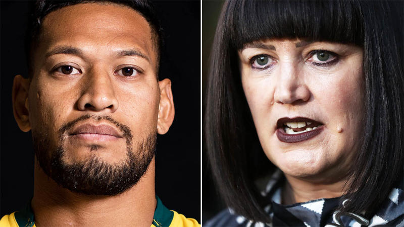 Israel Folau demands meeting after being dismissed for 'homophobia'