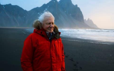 The BBC is seeking to reduce its carbon footprint - Credit: Alex Board/BBC America