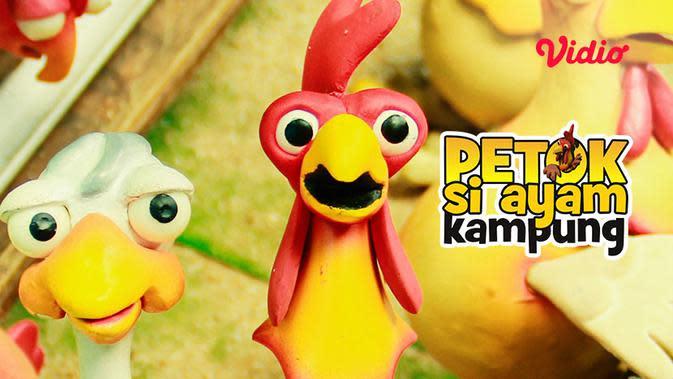 Petok Si Ayam Kampung adalah serial animasi kisah hidup unggas di peternakan Pak Bambang